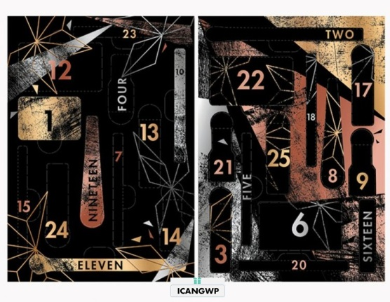 sleek makeup advent calendar 2018 icangwp blog