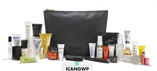 space nk autumn Beauty Edit gift bag icangwp beauty blog (2)