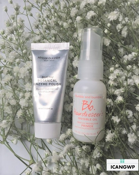 space nk fall beauty edit review by icangwp beauty blog bumble primer reivew