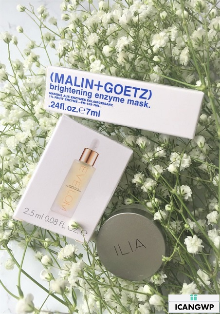space nk fall beauty edit review by icangwp beauty blog malin and goetz mask review