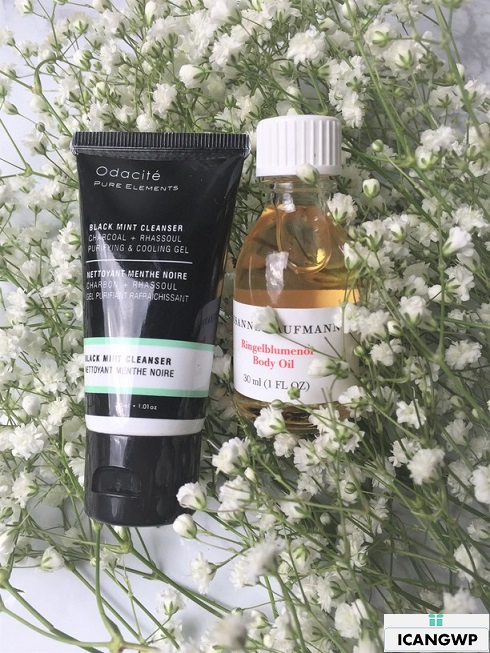 space nk fall beauty edit review by icangwp beauty blog odacite cleanser review