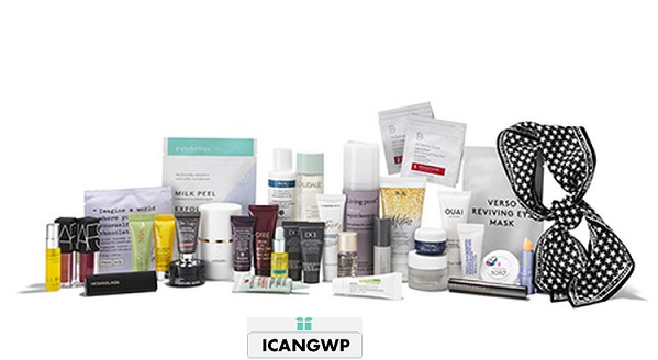 space nk uk goody bag 2018 fall sept 2018 icangwp beauty blog