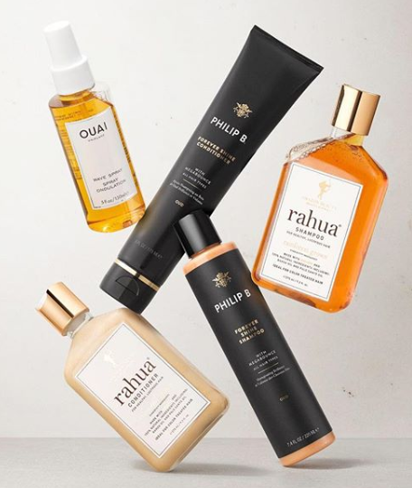 Space NK USA hair event bogo free icangpw blog