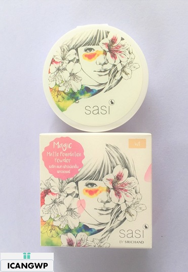 thai beauty review by icangwp beauty blog sasi powder review