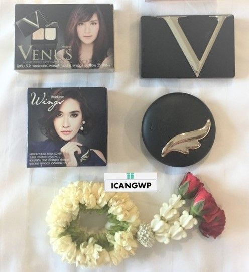 thailand beauty review by icangwp beauty blog mistine wings powder review