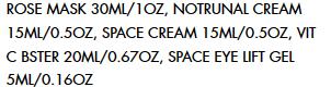 111skin Radiance Edit Space.NK USD icangwp blog