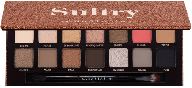 Anastasia Beverly Hills Sultry Eyeshadow Palette Nordstrom icangwp blog