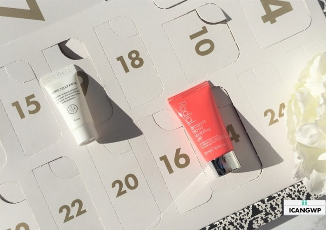 asos beauty advent calendar review by icangwp blog day 15 and 16