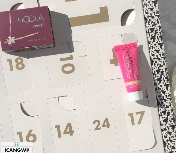 asos beauty advent calendar review by icangwp blog day 17 and 18