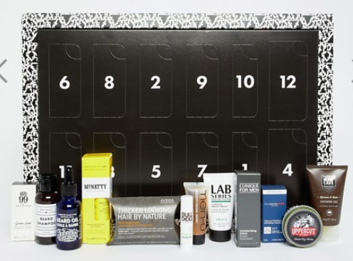 asos The Grooming Advent Calendar 2018 icangpw blog