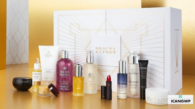 beauty expert advent calendar 2018 icangwp blog
