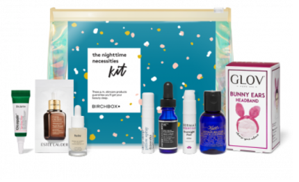 birchbox The Nighttime Necessities Kit oct 2018 icangpw blog