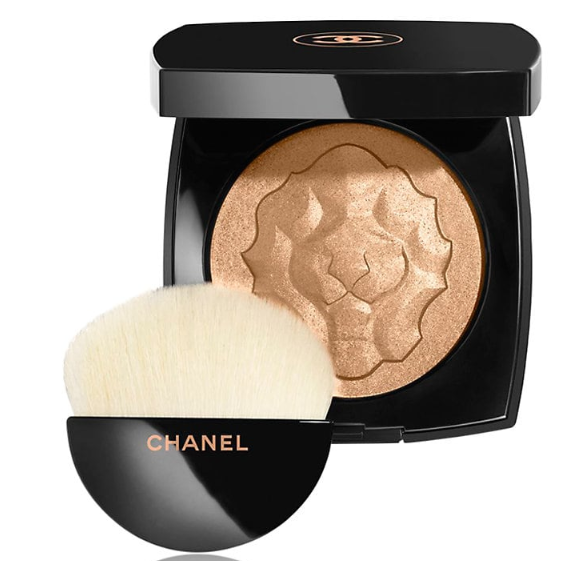 CHANEL Le Lion De Chanel Illuminating Powder Barneys New York icangwp blog