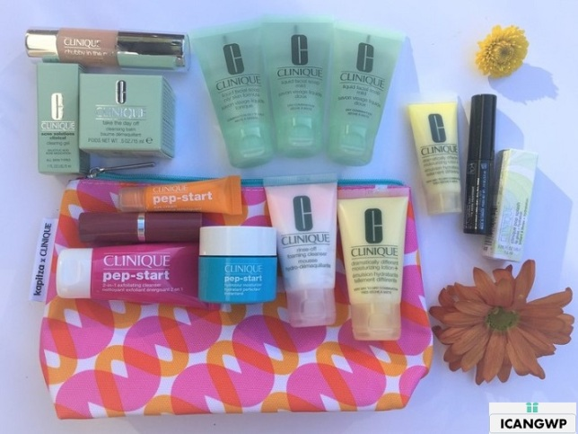 clinique haul icangwp beauty blog 2018