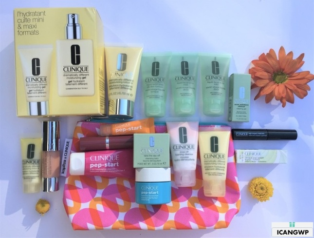 clinique haul icangwp blog