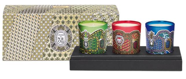 Diptyque Légende du Nord 3 Candle Gift Set Bloomingdale s
