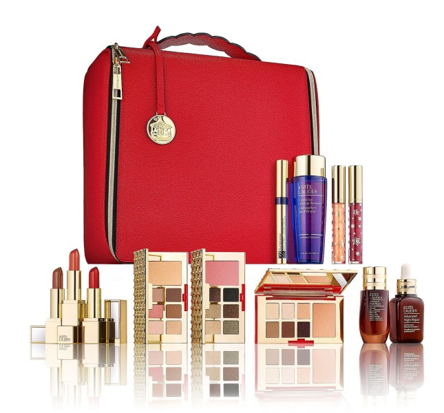 estee lauder holiday blockbuster 2018 warm collection 440 value icangwp blog