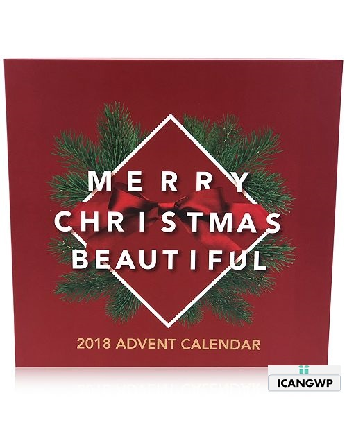 macys beauty advent calendar 2018 usa icangwp beauty blog