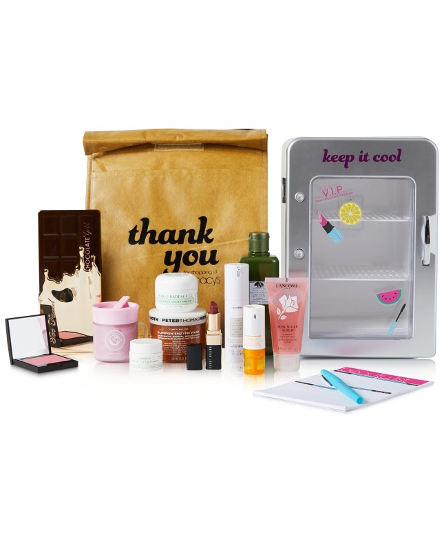 macys beauty influencer keep it cool beauty box icangwp blog