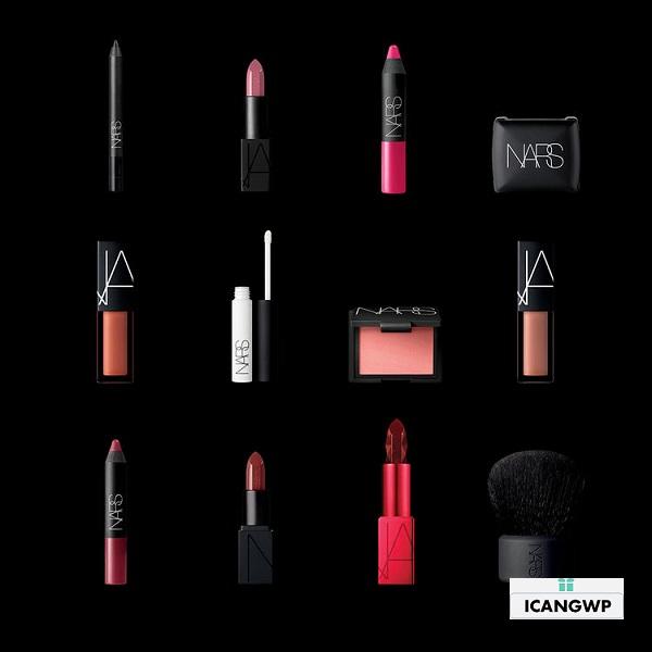 NARS Advent Calendar 2018 full spoiler beauty advent calendar 2018 usa icangwp blog