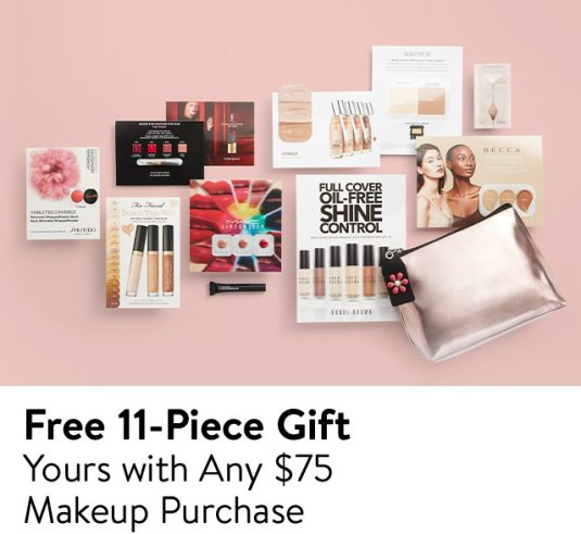 nordstrom 11pc gift with 75 purchase icangwp blog