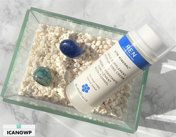 REN Vita Mineral Daily Supplement Moisturising Cream review by icangpw blog