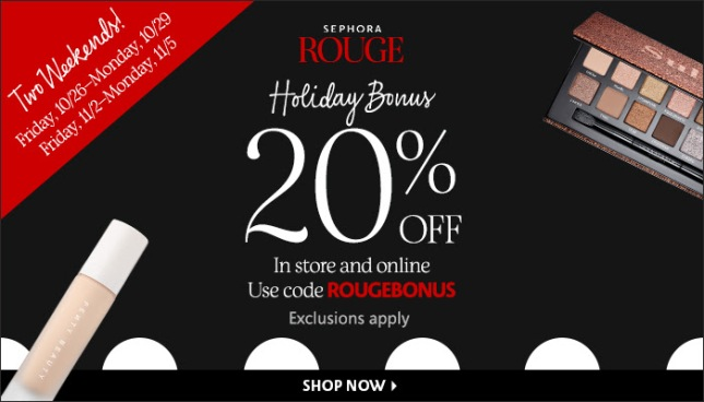 sephora vib rouge sale 2018 icangwp beauty blog oct 2018