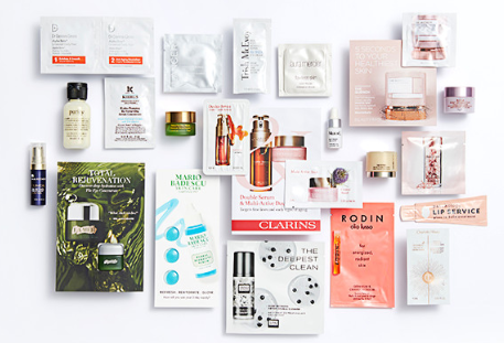 skincare Gift with Purchase at Nordstrom oct 2018