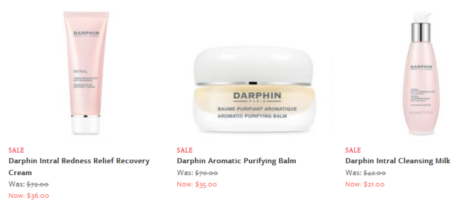 Skincare Sale Cleansers Moisturizers Sets Beauty Brands