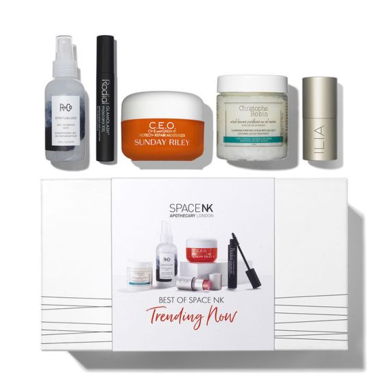 space nk beauty box space nk best of space nk trending holiday beauty 2018 icangwp blog