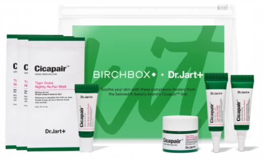 The Birchbox x Dr. Jart Kit Cicapair™ Collection