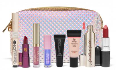 The Holiday Lip Favorites Kit