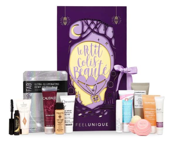 The Little Beauty Parcel 12 Day Beauty Calendar FR Feelunique beauty advent calendar 2018 icangwp blog
