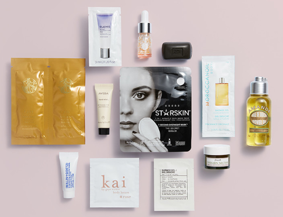 12pc Gift with Purchase 100 skincare purchase Nordstrom