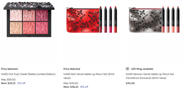 All NARS NARS Cosmetics Nordstrom icangwp