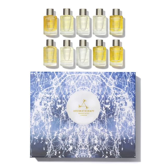 Aromatherapy Associates ultimate wellbeing set icangwp blog space nk