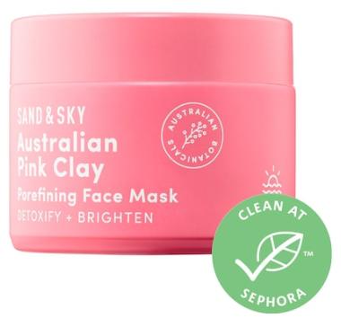Australian Pink Clay Porefining Face Mask   Sand   Sky   Sephora.png