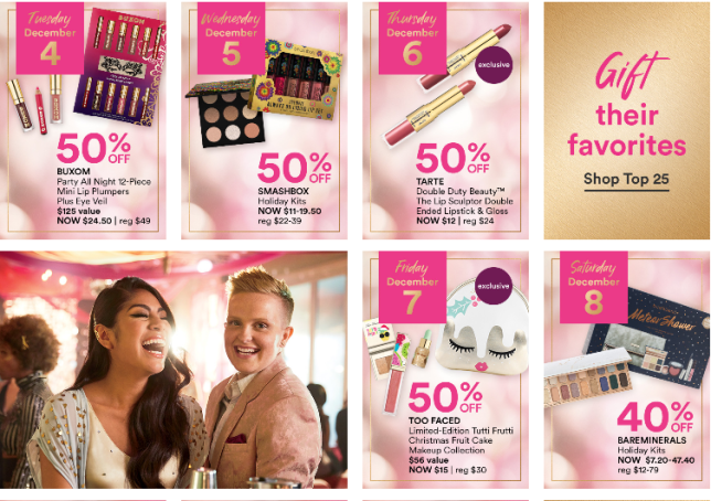 Beauty Blitz 50 off Select Brands ULTA BEAUTY icanwp blog 2