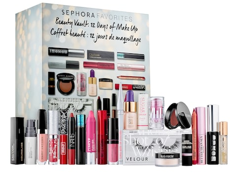 Beauty Vault 12 Days Of Make Up Sephora Favorites Sephora icangwp blog