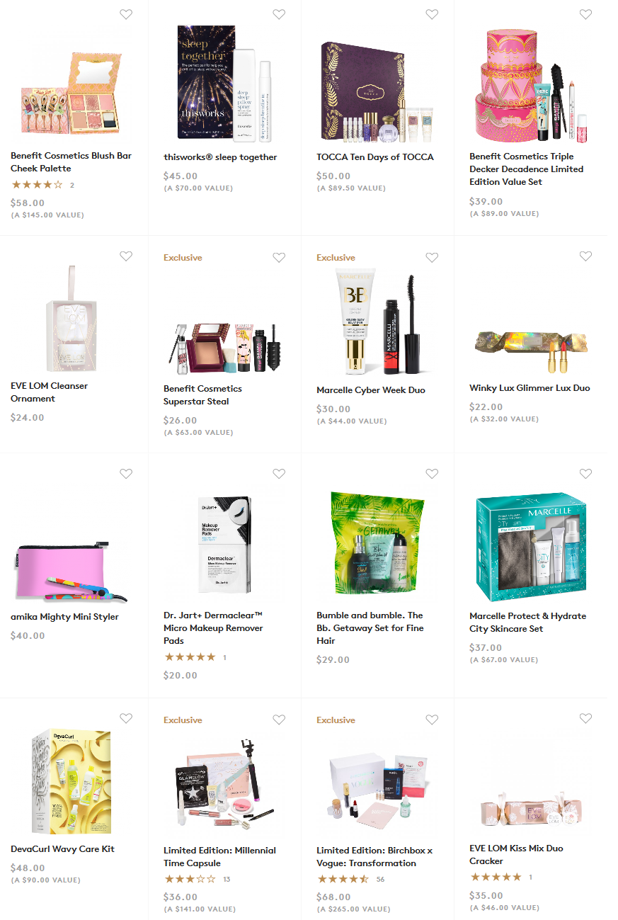 Black Friday Beauty Deals and Sales