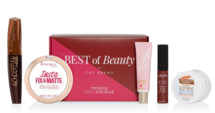 Cat Shanu Beauty Box Powered by Feelunique Feelunique