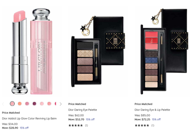 Christian Dior Beauty Makeup Skincare Fragrance Nordstrom