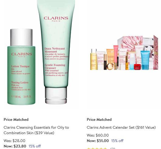 clarins Sale Discount Perfume Makeup More Deals Nordstrom