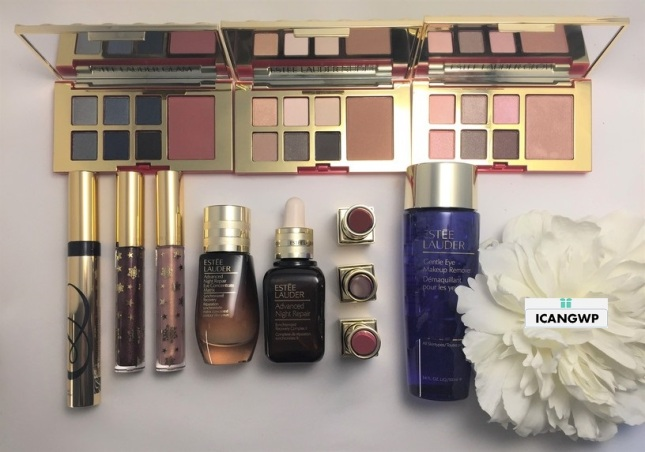 Estee Lauder Holiday Blockbuster 2018 by IcanGWP beauty blog review
