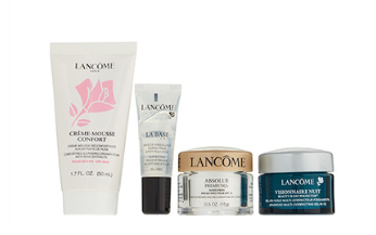 Gift with Purchase lancome Nordstrom