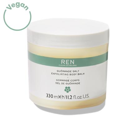 Guerande Salt Exfoliating Body Balm REN Clean Skincare - Copy