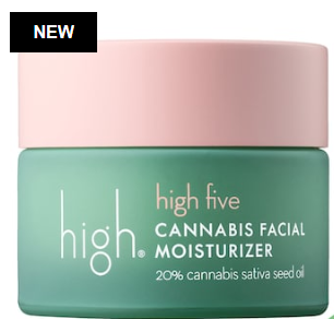 High Five Cannabis Seed Facial Moisturizer High Beauty Sephora