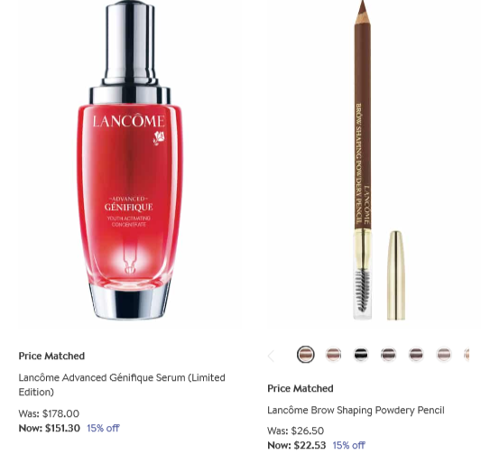 Lancôme Makeup Skincare Fragrance Gift with Purchase Nordstrom icangwp blog
