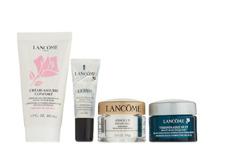 lancome Gift with Purchase deluxe Nordstrom icangwp blog