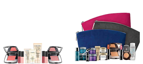 lancome Gifts with Purchase at belk nov 2018 icangwp blog